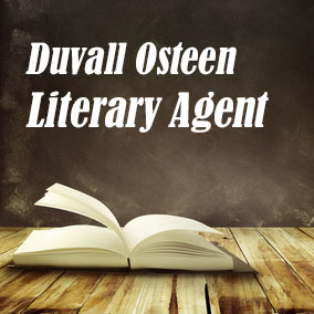 Literary Agent Duvall Osteen – Aragi Agency