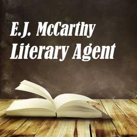 Literary Agent E.J. McCarthy – E.J. McCarthy Agency
