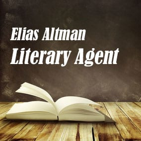 Profile of Elias Altman Book Agent - Literary Agent