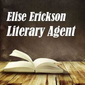 Profile of Elise Erickson Book Agent - Literary Agents