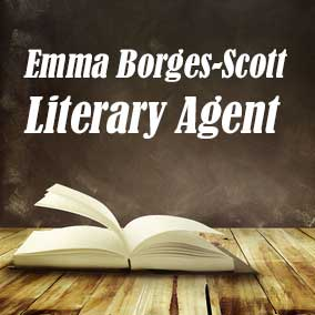Profile of Emma Borges-Scott Book Agent - Literary Agent