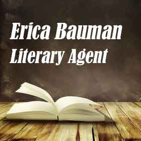 Profile of Erica Bauman Book Agent - Literary Agent