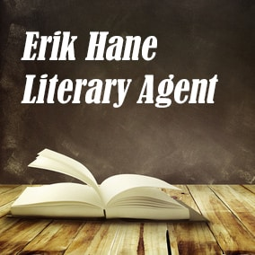 Literary Agent Erik Hane – Red Sofa Literary