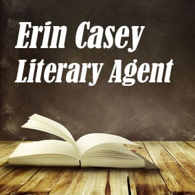 Profile of Erin Casey Book Agent - Literary Agent