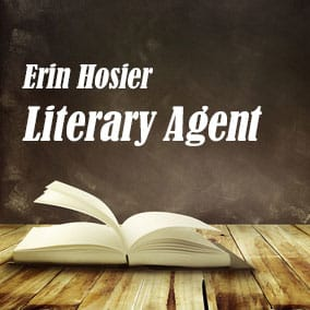 Profile of Erin Hosier Book Agent - Literary Agent