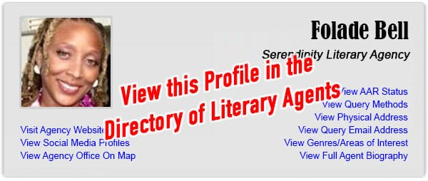 Enter the Directory of Literary Agents - List of Literary Agents Looking for Diversity