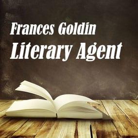 Literary Agent Frances Goldin – Frances Goldin Literary Agency