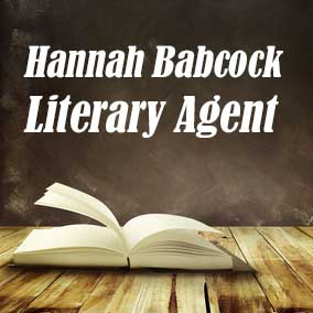 Profile of Hannah Babcock Book Agent - Literary Agent