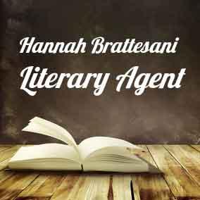 Profile of Hannah Brattesani Book Agent - Literary Agents