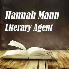 Profile of Hannah Mann Book Agent - Literary Agent
