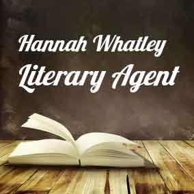 Literary Agent Hannah Whatley – Hartline Literary Agency