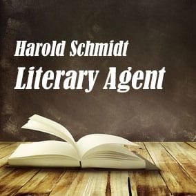 Literary Agent Harold Schmidt – Harold Schmidt Literary Agency