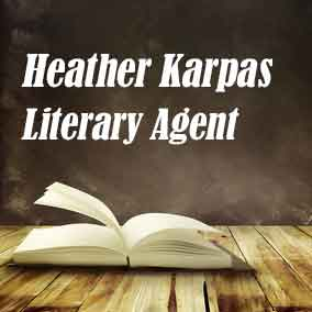 Photo of Heather Karpas Book Agent - Literary Agent