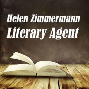 Literary Agent Helen Zimmerman – The Helen Zimmermann Literary Agency