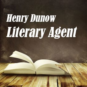 Literary Agent Henry Dunow – Dunow, Carlson & Lerner Literary Agency