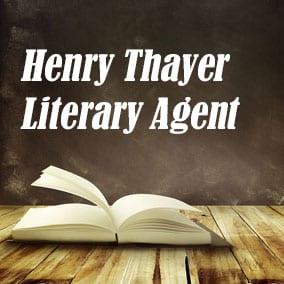 Literary Agent Henry Thayer – Brandt & Hochman Literary Agents