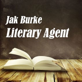 Literary Agent Jak Burke – Rudy Agency