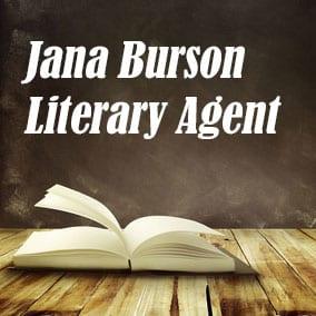 Profile of Jana Burson Book Agent - Literary Agent