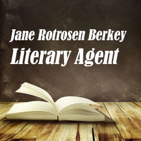 Literary Agent Jane Rotrosen Berkey – Jane Rotrosen Agency