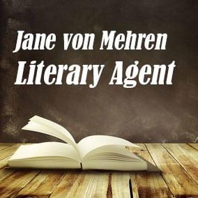 Literary Agent Jane von Mehren – Aevitas Creative Management