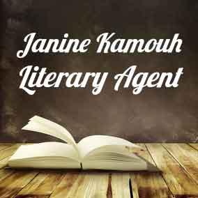 Literary Agent Janine Kamouh – William Morris Endeavor Entertainment