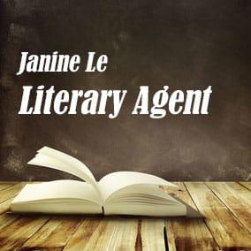 Literary Agent Janine Le – Sheldon Fogelman Agency