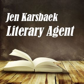 Profile of Jen Karsbaek Book Agent - Literary Agent