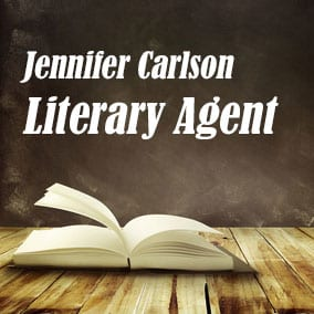 Profile of Jennifer Carlson Book Agent - Literary Agent
