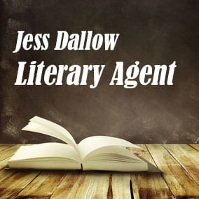 Profile of Jess Dallow Book Agent - Literary Agent