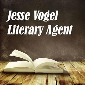 Literary Agent Jesse Vogel – Scribe Agency