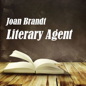 Profile of Joan Brandt Book Agent - Literary Agent