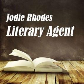 Literary Agent Jodie Rhodes – Jodie Rhodes Literary Agency