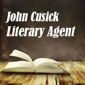 Profile of John Cusick Book Agent - Literary Agent