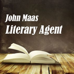 Profile of John Maas Book Agent - Literary Agent