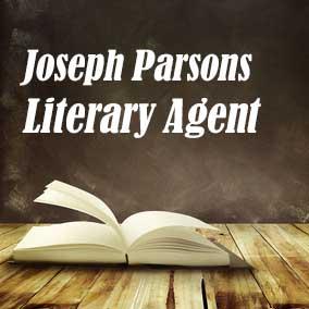 Literary Agent Joseph Parsons – Holloway Literary