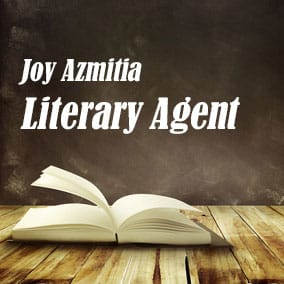 Joy Azmitia Book Agent - Literary Agent