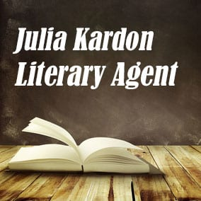 Profile of Julia Kardon Book Agent - Literary Agent