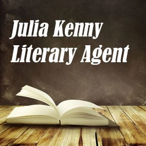 Profile of Julia Kenny Book Agent - Literary Agent