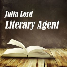 Profile of Julia Lord Book Agent - Literary Agent
