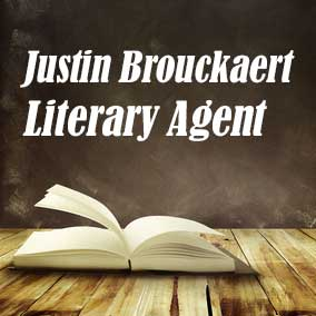 Profile of Justin Brouckaert Book Agent - Literary Agent