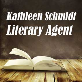 Profile of Kathleen Schmidt Book Agent - Literary Agent