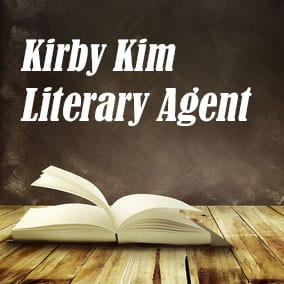 Profile of Kirby Kim Book Agent - Literary Agent