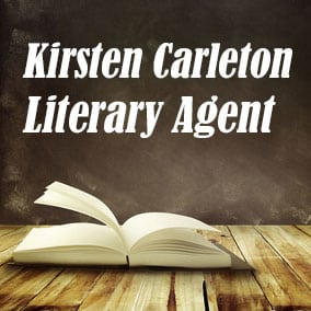 Profile of Kirsten Carleton Book Agent - Literary Agent