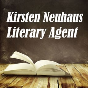 Profile of Kirsten Neuhaus Book Agent - Literary Agent