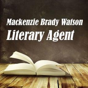 Profile of Mackenzie Brady Watson Book Agent - Literary Agent