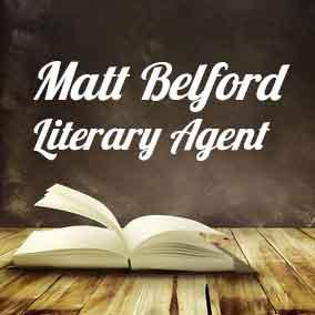 Profile of Matt Belford Book Agent - Literary Agent