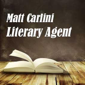Literary Agent Matt Carlini – Javelin Literary Agency