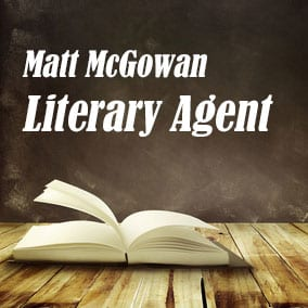 Literary Agent Matt McGowan – Frances Goldin Literary Agency