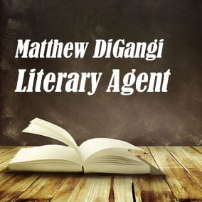 Literary Agent Matthew DiGangi – Bresnick Weil Literary Agency