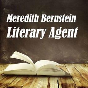 Literary Agent Meredith Bernstein – Meredith Bernstein Literary Agency